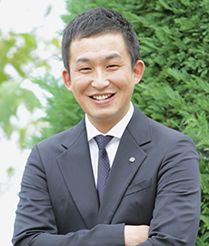 代表取締役社長 藤波孝幸