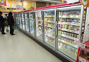 アイスクリームの秋冬商戦は好調