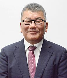 大阪支店長 井上寿夫