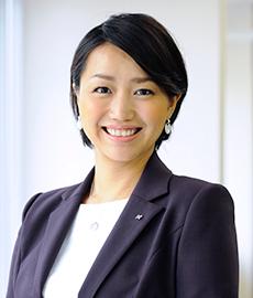 代表取締役社長 筏由加子