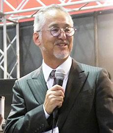 上野登FBCインターナショナル代表取締役