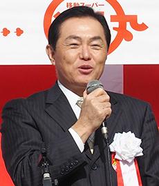 清水辰雄社長