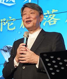 トプコグループの郭智輝会長