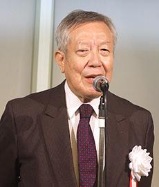 小田英三会長