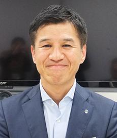 坂口泰也取締役営業本部長