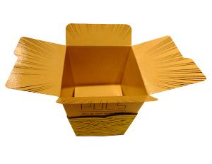 オリジナルの紙容器