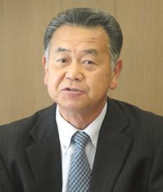 加瀬晴久社長