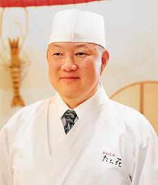 立花秀明氏