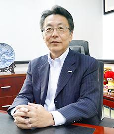 鈴木喜博 董事長・総経理