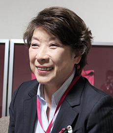佐々木智佳子社長