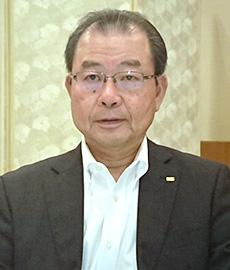 上田庄三社長