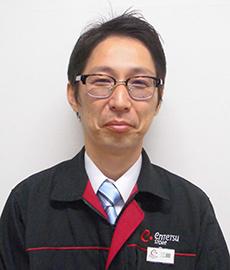 遠鉄ストア ドライグロサリーバイヤー・物流担当 三田浩司氏