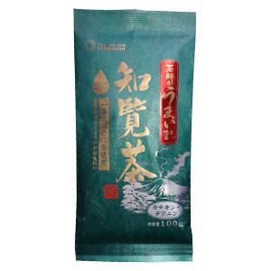 新製品「茶師がうまいと唸る知覧茶」