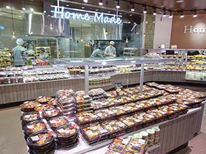 中食市場では引き続き食品スーパーも中心的役割を担う