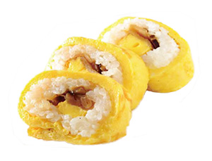 たまご巻き寿司 税込み480円/417g