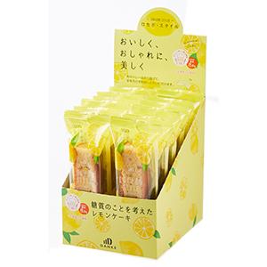 「ロカボ・スタイル」(レモンケーキ)