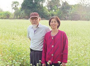 海外日本食 成功の分水嶺(67)そば職人 井上和夫さん タイでそばを栽培して…