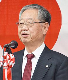 坂田辰久理事長
