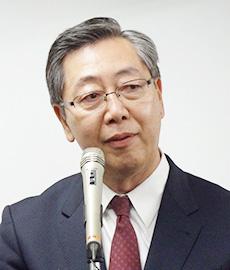 山田貴夫会長