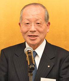 松沢幸一理事長
