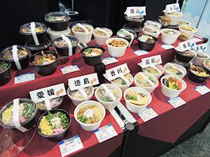 地域密着の提案を強化=日本アクセス展示会