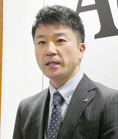 古賀大三郎リテールビジネス部長