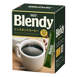 「ブレンディ」パーソナル インスタントコーヒー