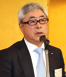 田中徳兵衛新会長