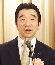 谷口一郎会長