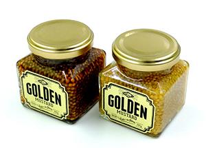 さまざまな料理に合う食べるマスタード「ゴールデン・マスタード」