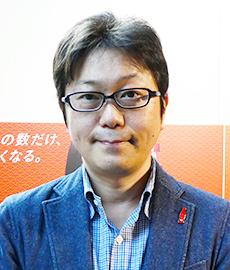 島岡芳和コカ・コーラグループ統括部長