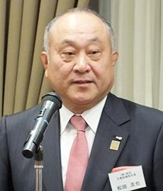 松田克也社長