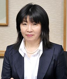 松谷晴世代表取締役社長