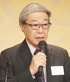 坂田文男会長