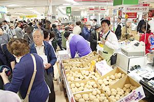 災害に負けず日本を支える食料基地北海道