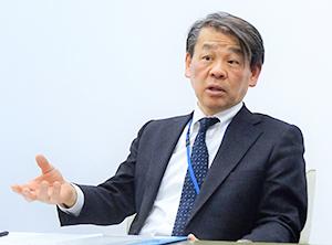 ベイシア・橋本浩英社長に聞く テーマは商品の再構築 全部門で開発加速