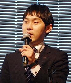 日本製粉イノベーションセンターの澤根健人氏