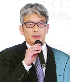 六鹿文雅取締役