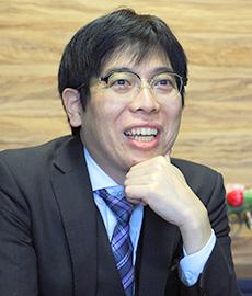 樋口勝人社長
