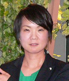 島村宏子社長