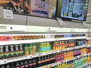 ショーケース付属のカメラで商品や人の動きをデータ化=クイック1号店