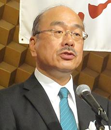 浜田雄一郎会長