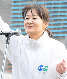 瀬戸口恵子生活協同組合コープこうべ文化・利用事業部事業部長