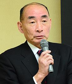 宮崎眞彰理事長