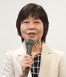 市川まり子会長