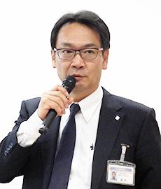 涌井和広執行役員