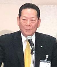 中野亘会長