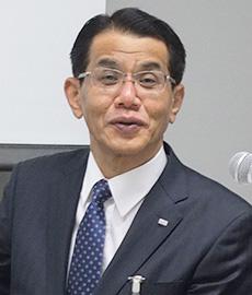 淡田利広社長