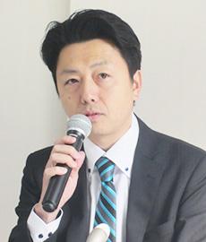 片桐三希成取締役
