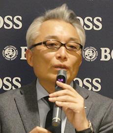 柳井慎一郎常務執行役員